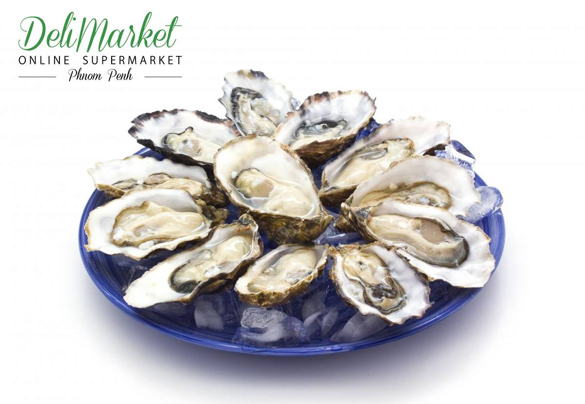 Ostra Delimarket Oysters Photo