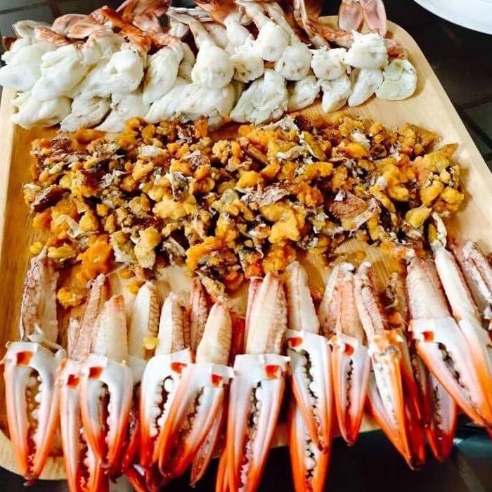 Kampot Crab Meat - Ostra Fine Foods